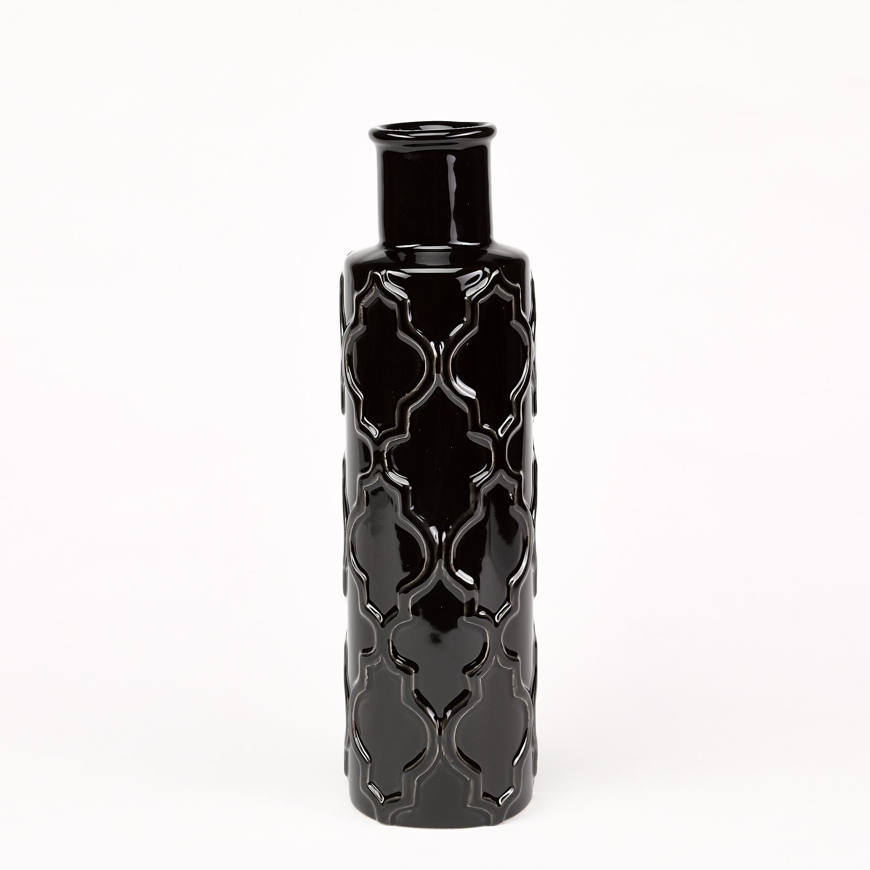vase dolomite noir boutique prestige chalets. Black Bedroom Furniture Sets. Home Design Ideas