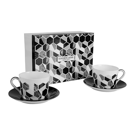 coffret tasse caf 46cl alvea. Black Bedroom Furniture Sets. Home Design Ideas